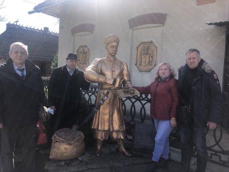 Плани про Вшанування Козацької звитягт в Кульчицях